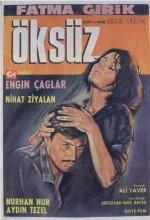 Öksüz (1968) afişi