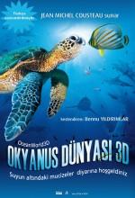 Okyanus Dünyası 3D (2009) afişi
