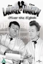 Oliver The Eighth (1934) afişi