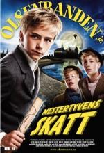 Olsenbanden Jr. Mestertyvens Skatt (2010) afişi