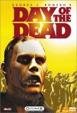Ölülerin Günü (1985) afişi