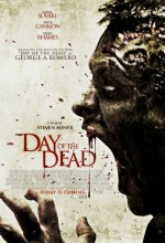 Ölülerin Günü (2008) afişi