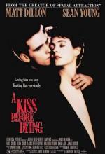 Ölüm Öpücüğü (1991) afişi