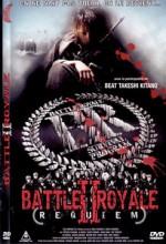Battle Royale II: Requiem (2003) afişi
