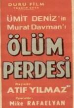 Ölüm Perdesi (1960) afişi