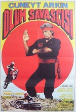 Ölüm Savaşçısı (1984) afişi