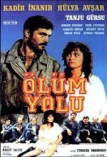 Ölüm Yolu (1985) afişi
