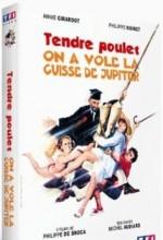 On A Volé La Cuisse De Jupiter (1980) afişi