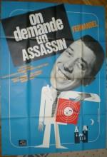 On Demande Un Assassin (1949) afişi