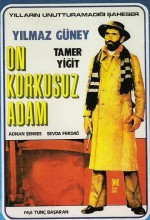 On Korkusuz Adam (1964) afişi