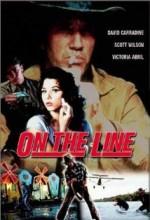On The Line (1984) afişi