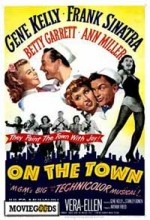 On The Town (1949) afişi