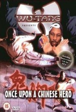 Once Upon A Chinese Hero (1993) afişi