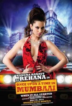 Once Upon A Time In Mumbaai (2010) afişi