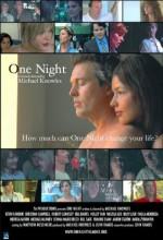 One Night (2007) afişi