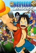 One Piece 3d: Mugiwara Chase (2011) afişi