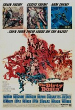 Operation Dirty Dozen (1967) afişi