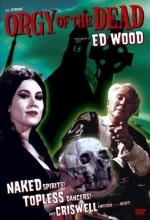 Orgy Of The Dead (1965) afişi