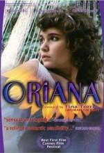 Oriana (1985) afişi