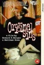 Original Sins (1996) afişi