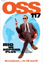 Oss 117: Rio Ne Répond Plus (2009) afişi