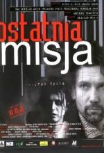 Ostatnia Misja (2000) afişi