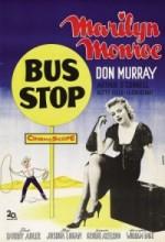 Otobüs Durağı (1956) afişi