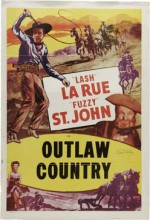 Outlaw Country (ı) (1949) afişi