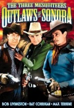Outlaws Of Sonora (1938) afişi