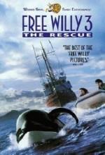 Özgür Willy 3 (1997) afişi