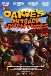 Oakie's Outback Adventures (2011) afişi