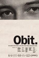 Obit. (2016) afişi