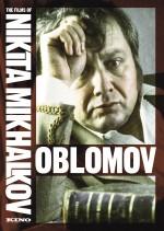Oblomov (1980) afişi