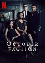 October Faction (2020) afişi