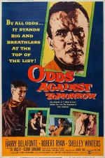 Odds Against Tomorrow (1959) afişi