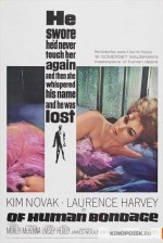 Of Human Bondage (1964) afişi