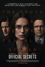 Official Secrets (2019) afişi