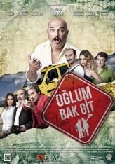 Oğlum Bak Git (2012) afişi