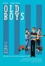 Old Boys (2018) afişi