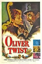 Oliver Twist (1948) afişi