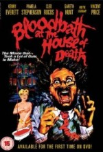 Ölüm Evinde Katliam (1984) afişi