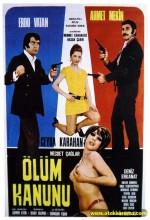 Ölüm Kanunu (1972) afişi
