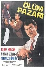 Ölüm Pazarı (1970) afişi