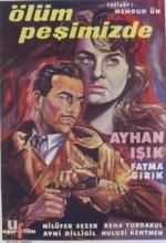 Ölüm Peşimizde (1960) afişi