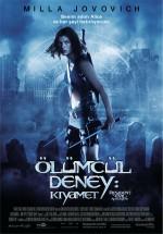 Ölümcül Deney: Kıyamet (2004) afişi
