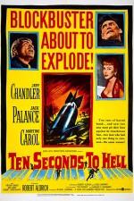Ölüme Çeyrek Var (1959) afişi