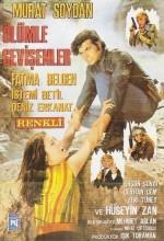 Ölümle Sevişenler (1972) afişi