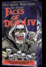Ölümle Yüzyüze Gelmek 4 (1990) afişi