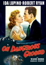 On Dangerous Ground (1951) afişi