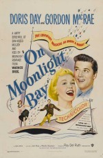 On Moonlight Bay (1951) afişi